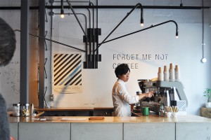 FORGET ME NOT COFFEE 梅田