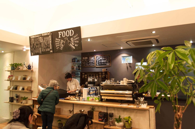 カレーが美味いカフェ&コーヒースタンド The Otherside coffee