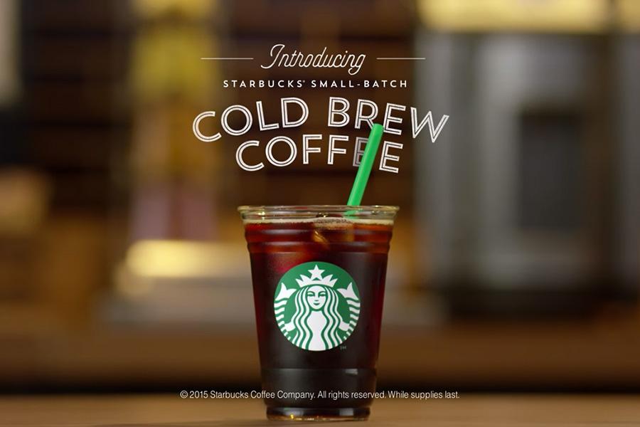 スターバックス Cold Brew Coffee