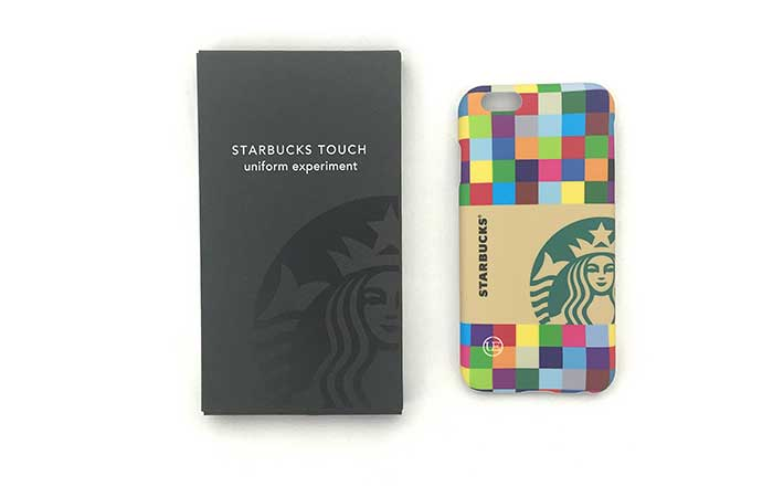 STARBUCKS TOUCH by uniform experiment