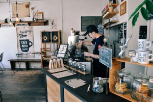 CAFENOTO COFFEE (カフェノオト コーヒー)