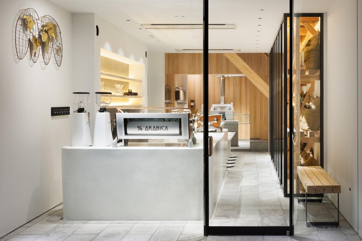 【京都】何度でも行きたいおすすめカフェ・コーヒースタンド アラビカ京都 東山
