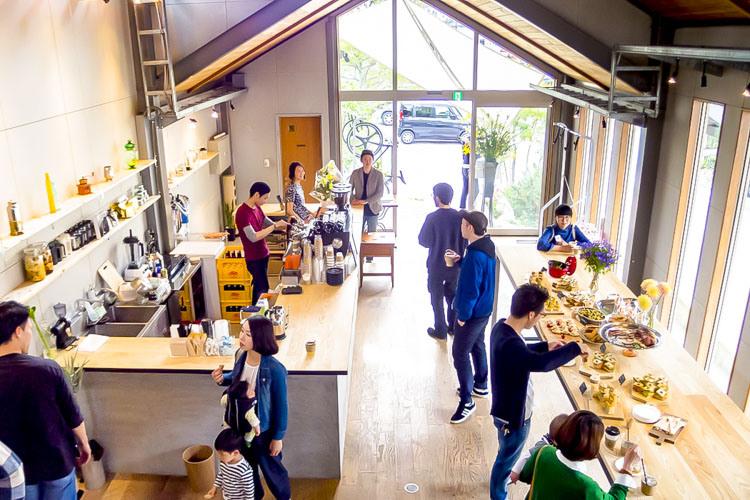 【福山・尾道】おすすめのカフェ&コーヒースタンド ノックワイ