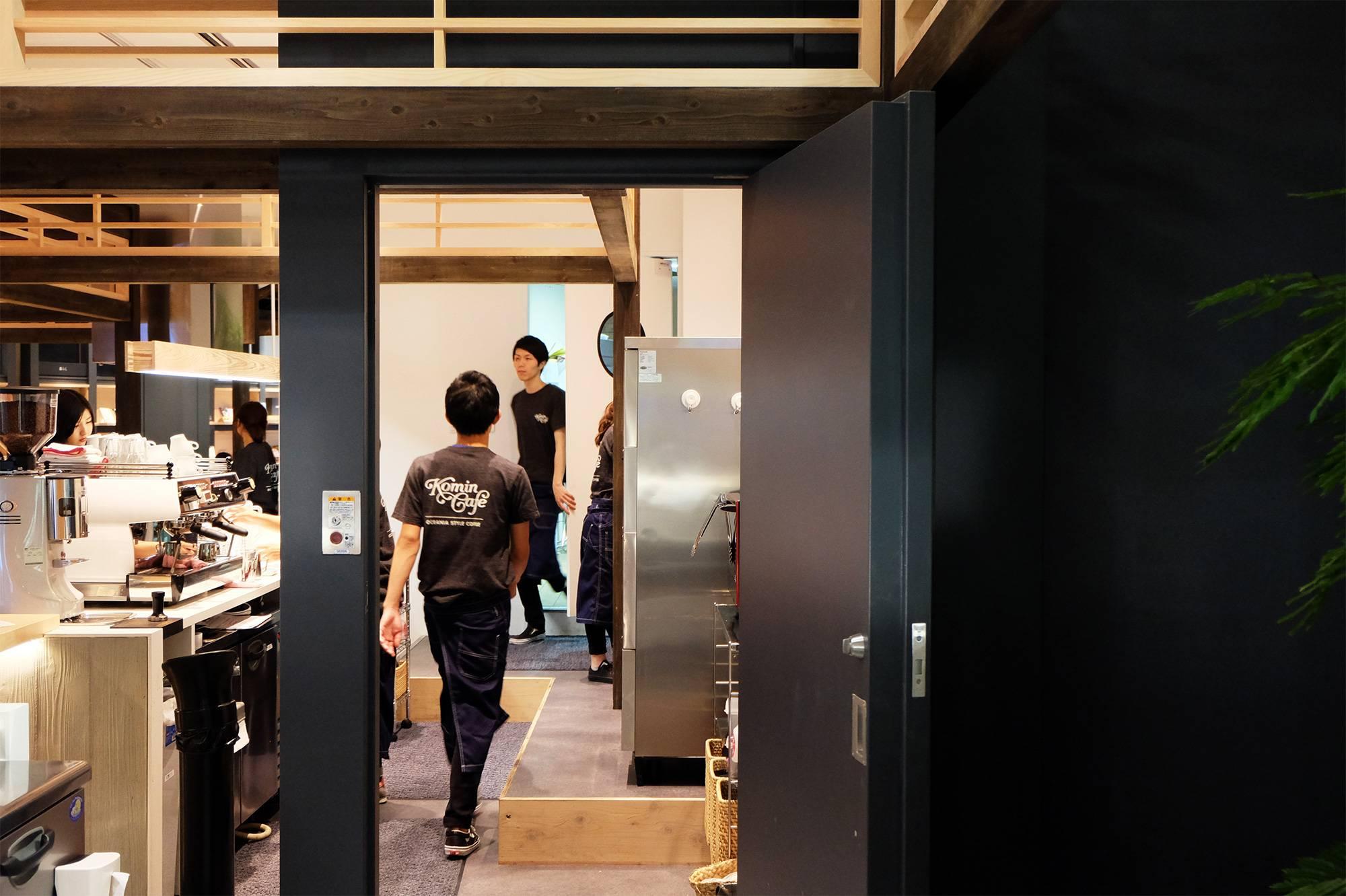 【大阪・梅田】おすすめカフェ&コーヒースタンドまとめ Komin Cafe