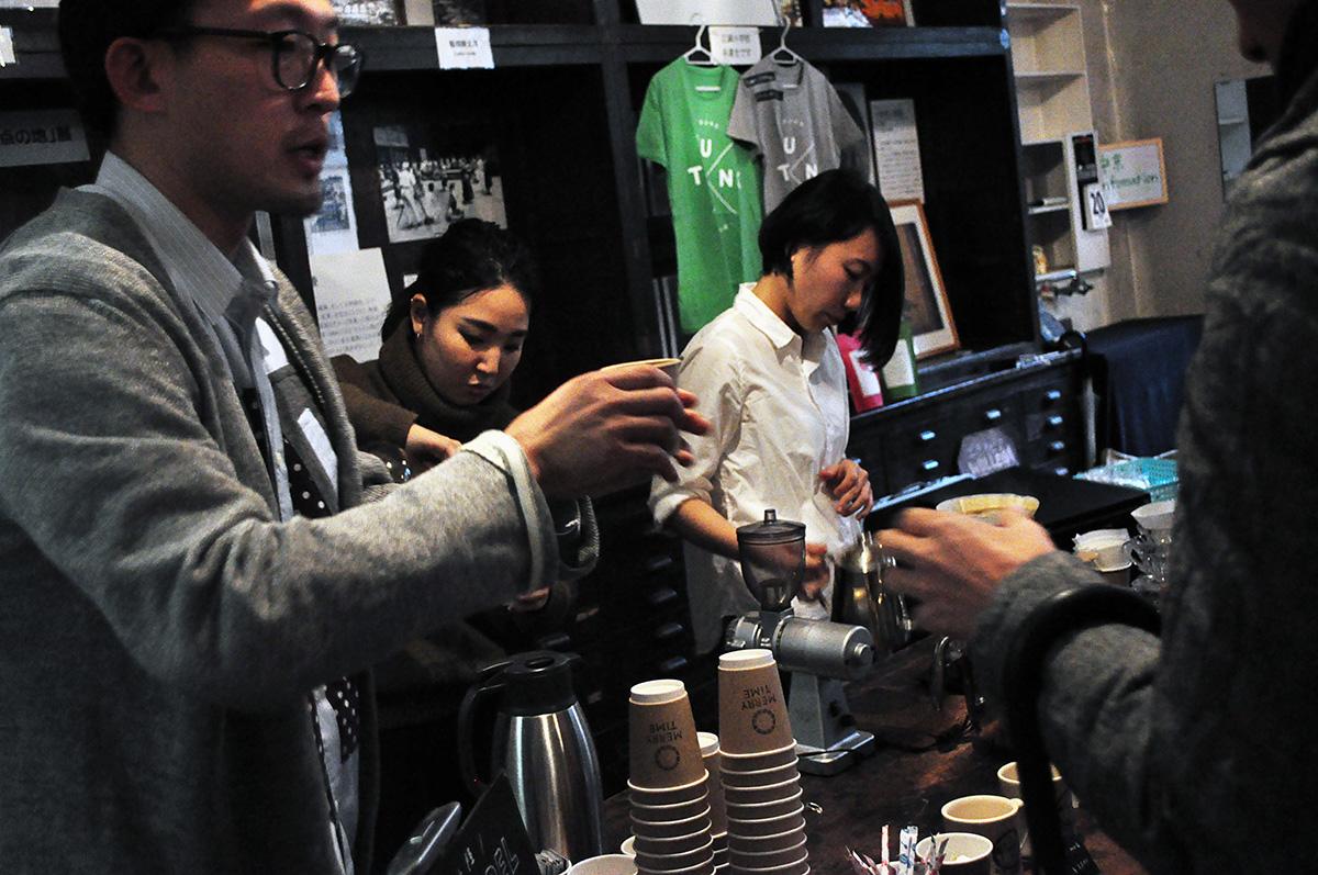 京都コーヒーマルシェ レポート