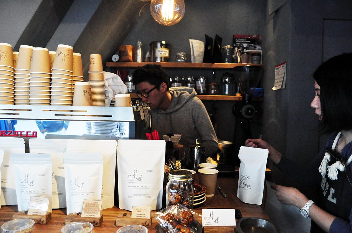 Mel coffee roasters(メルコーヒーロースターズ)