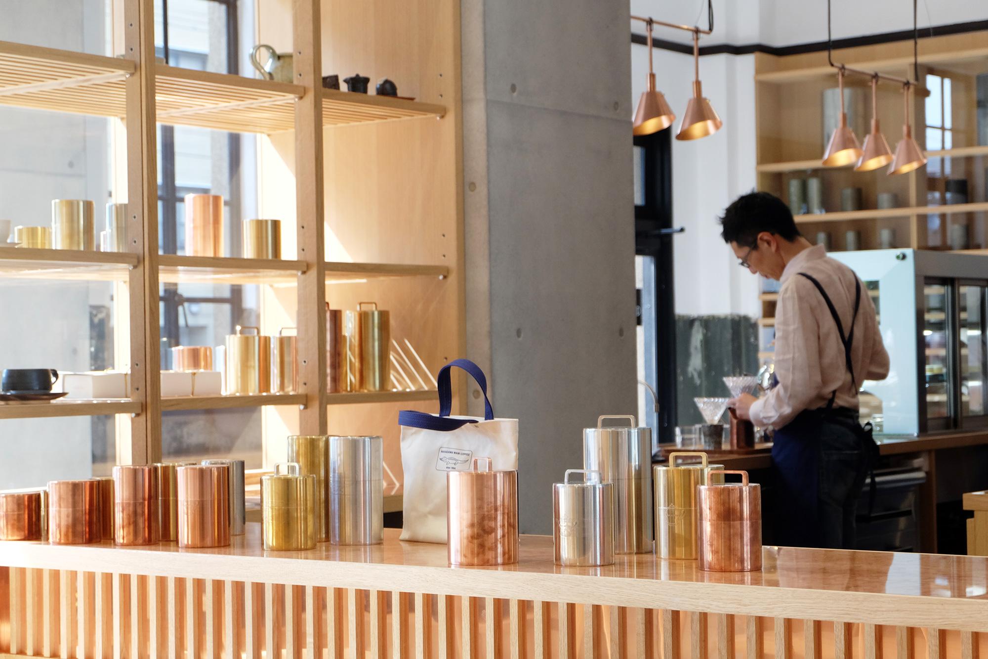 【京都】何度でも行きたいおすすめカフェ・コーヒースタンド 茶筒の老舗・開化堂がオープンした「Kaikado cafe(開化堂カフェ)」