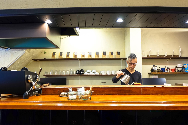 【京都】何度でも行きたいおすすめカフェ・コーヒースタンド Monoart coffee roasters(モノアートコーヒーロースターズ)