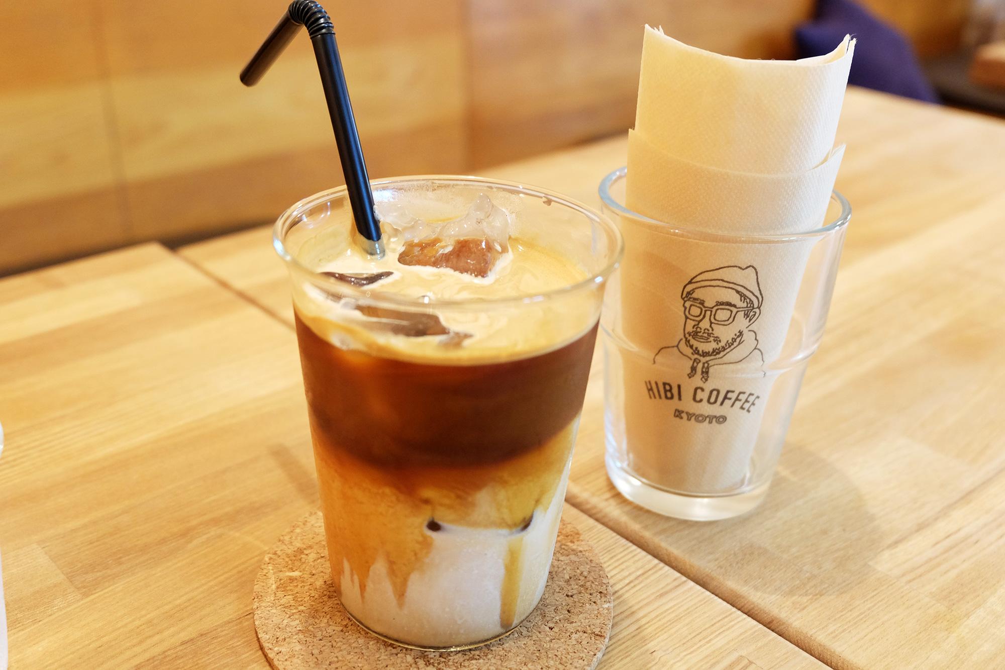 【京都】何度でも行きたいおすすめカフェ・コーヒースタンド アジパイ ヒビコーヒー