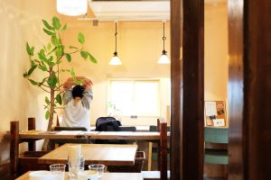 HIBI COFFEE 京都