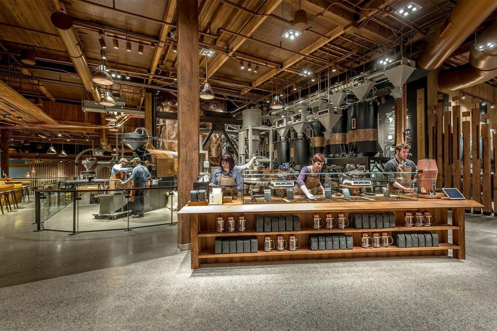 国内初専門ロースタリー「Starbucks Reserve Roastery」が中目黒にオープン