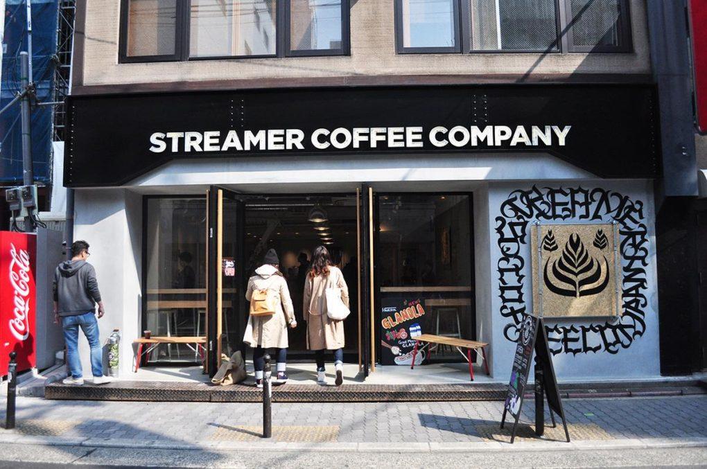 大阪・アメ村の美味しいコーヒーが飲めるカフェ・コーヒースタンド STREAMER COFFEE COMPANY OSAKA SHINSAIBASH