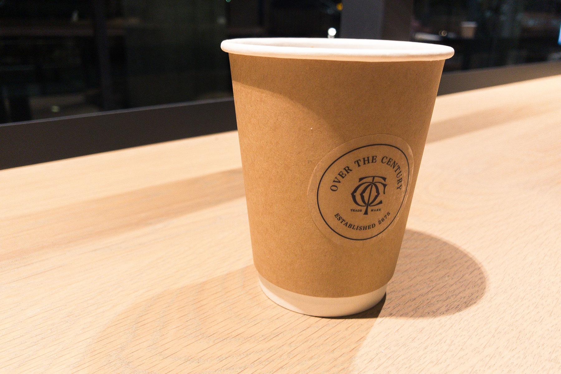 【大阪・梅田】おすすめカフェ・コーヒースタンドまとめ OVER THE CENTURY (オーバーザセンチュリー)