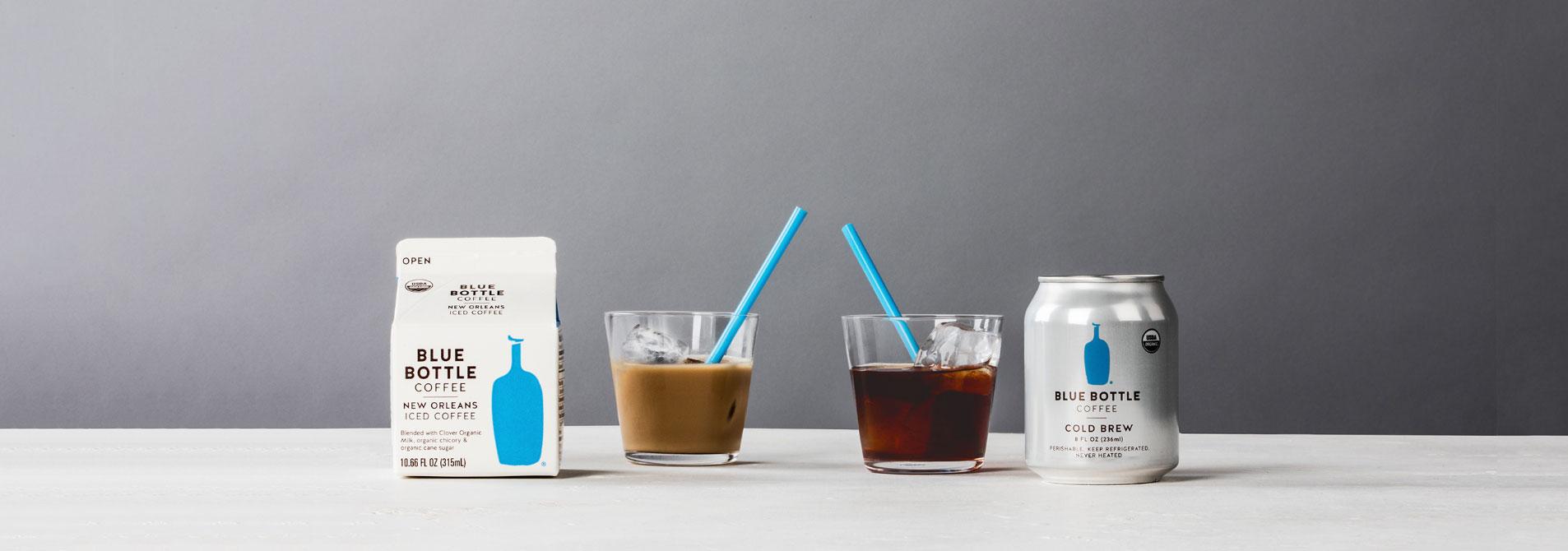 日本初上陸の缶コーヒーも!BLUE BOTTLE COFFEE × Citizens of Humanity コラボイベント