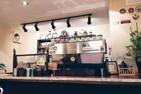 エビアンコーヒーショップ 芦屋の街に根付いたコーヒーショップ