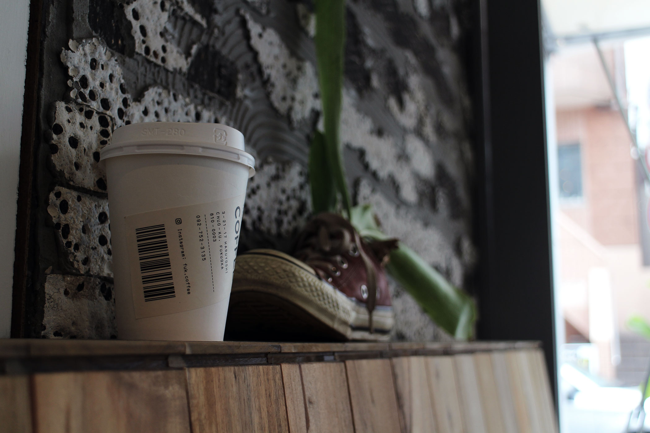 2017年9月に追加したショップ FUK COFFEE フックコーヒー 福岡