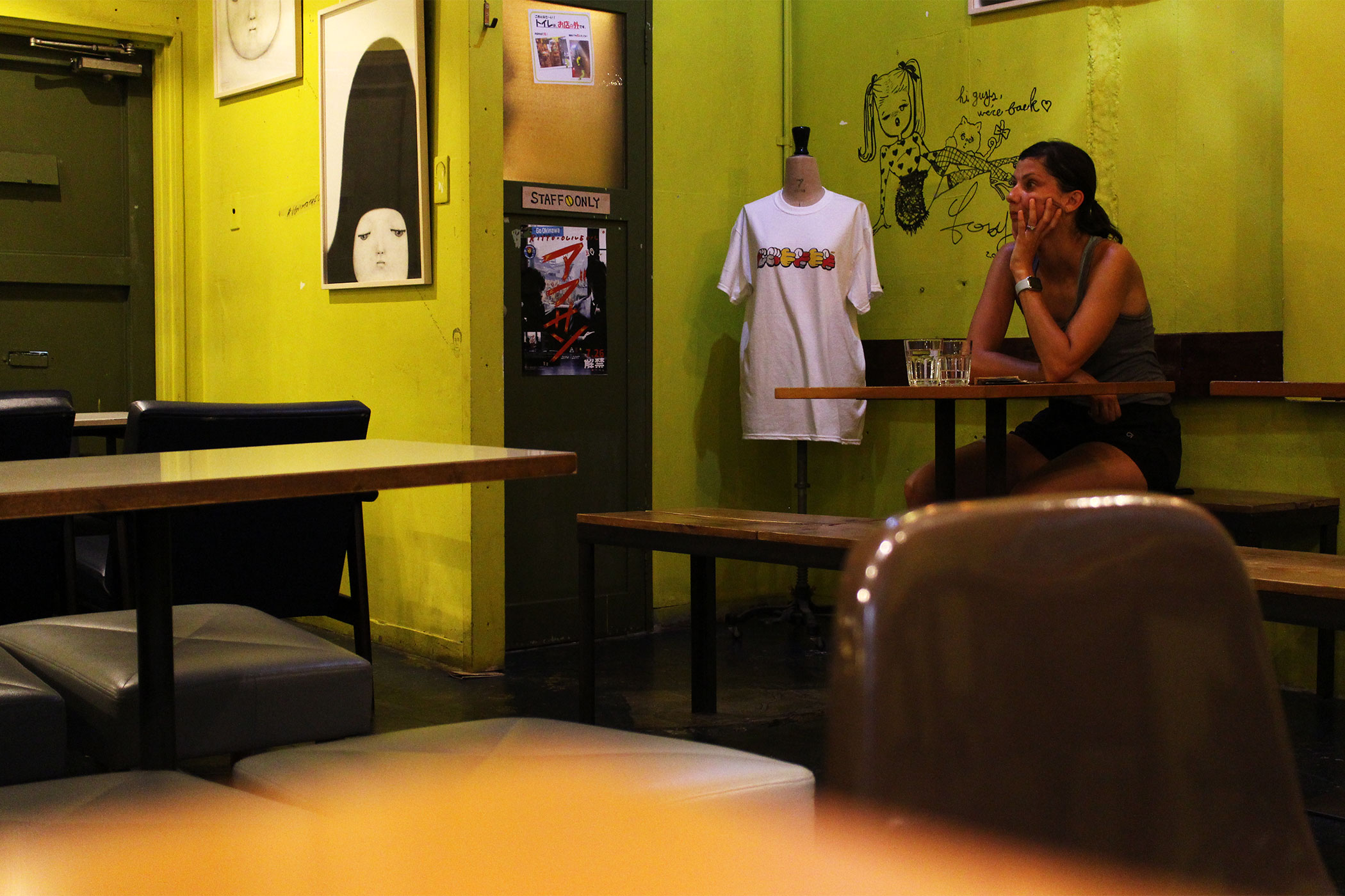 2017年9月に追加したNEWショップ manu coffee 大名店