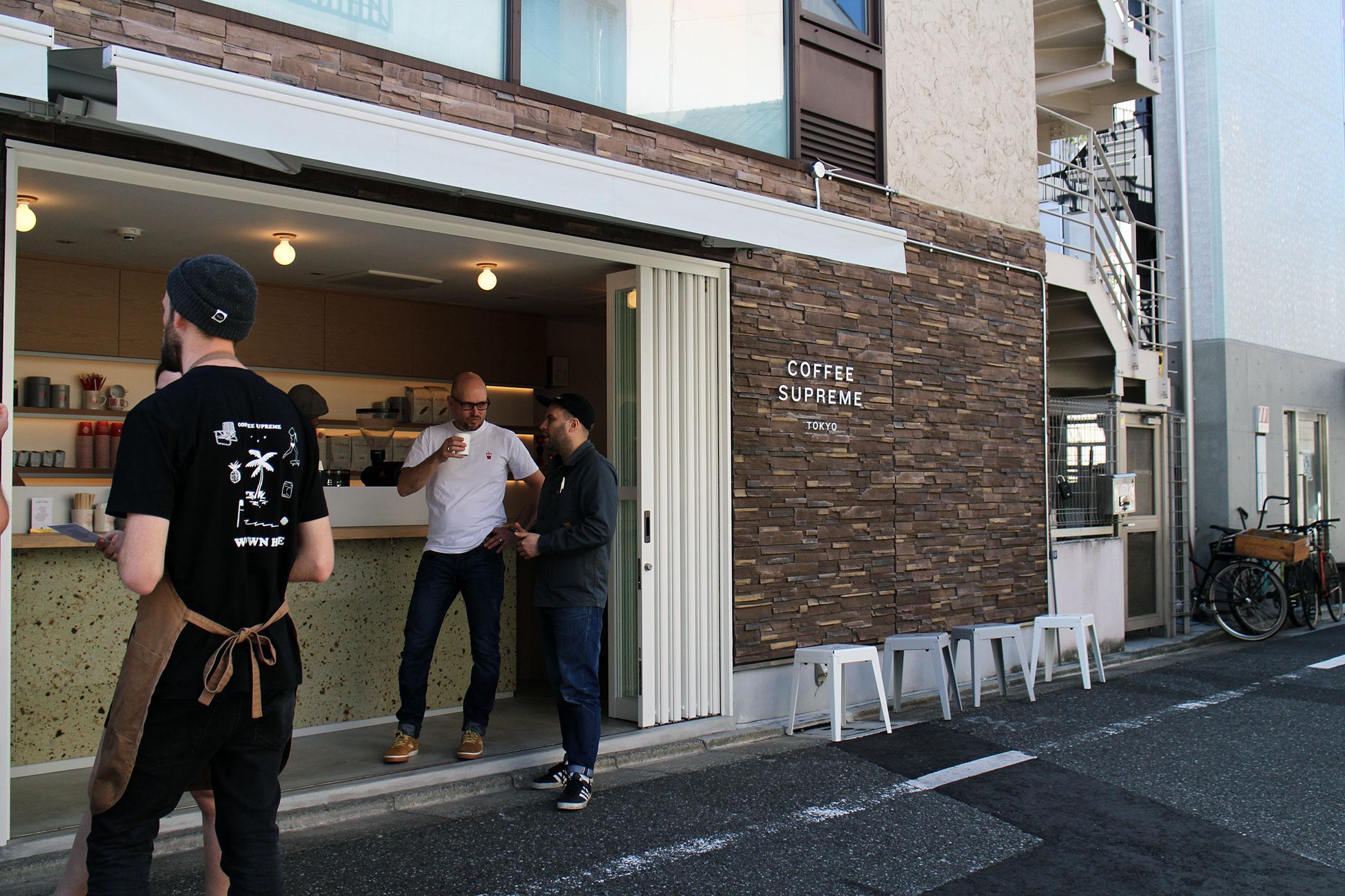 2017年10月の人気カフェ&コーヒースタンド 4位 COFFEE SUPREME TOKYO (コーヒースープリーム東京)
