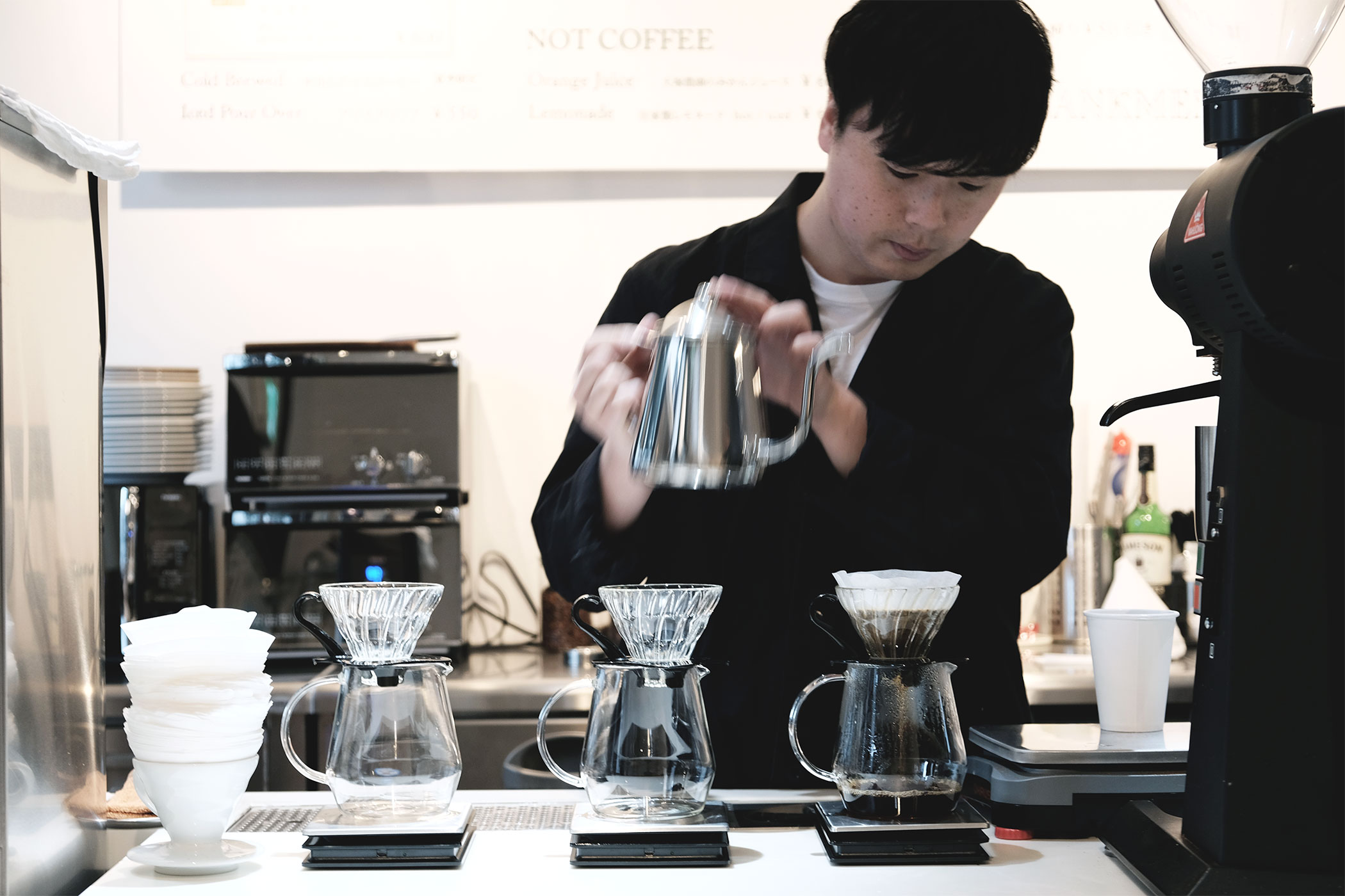 わざわざ行きたい大阪・北浜のカフェ・コーヒースタンド EMBANKMENT Coffee