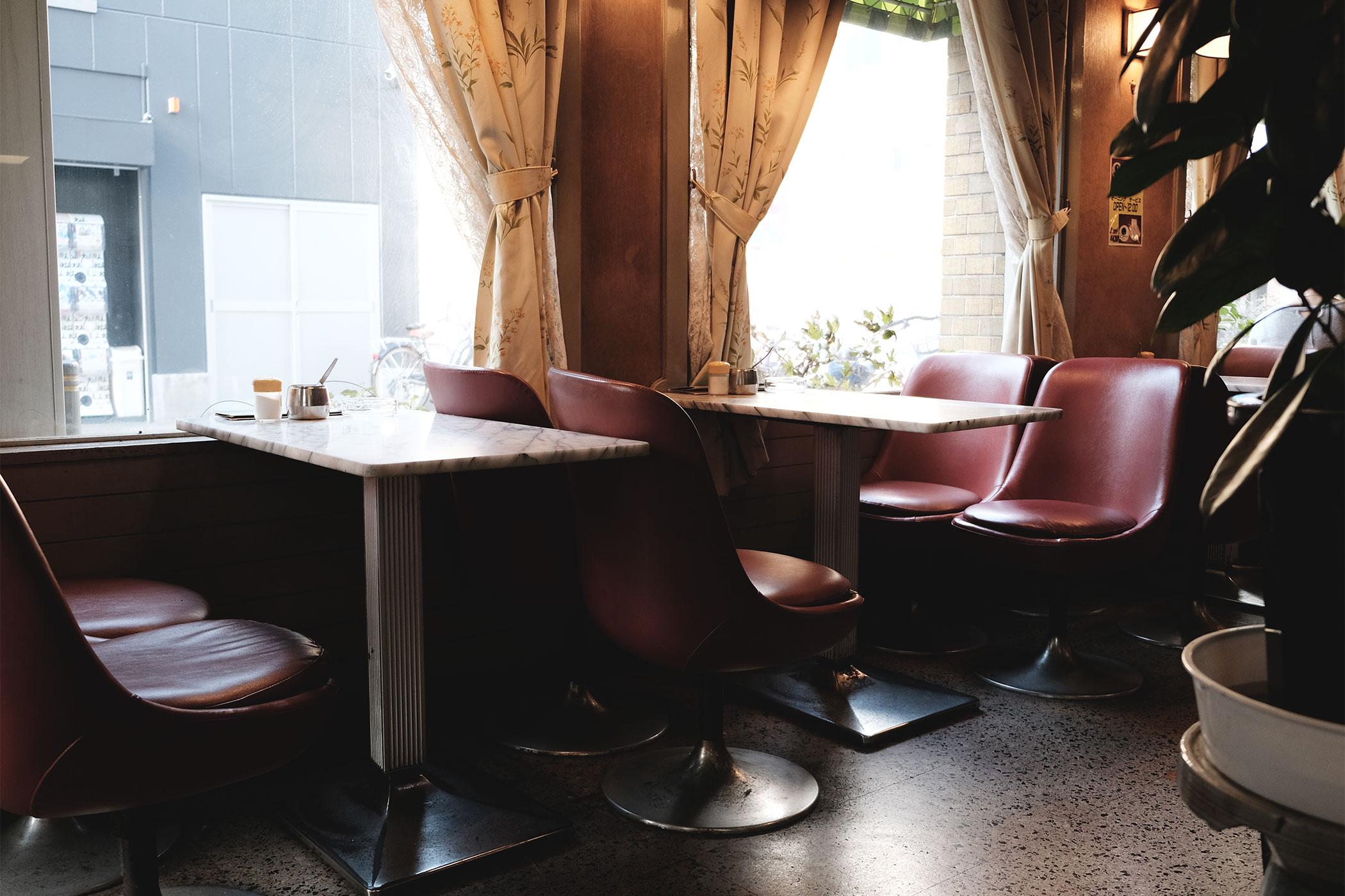 喫茶ドレミ 通天閣の麓にある純喫茶