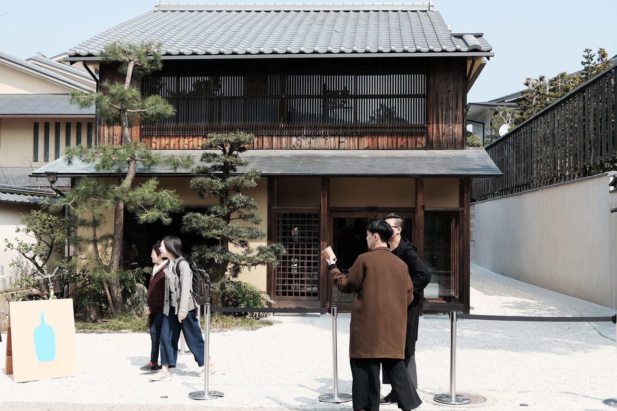 待望の初出店!ブルーボトルコーヒーの関西第一号は京都の南禅寺に ブルーボトルコーヒー 京都カフェ (BLUE BOTTLE COFFEE KYOTO) 外観1