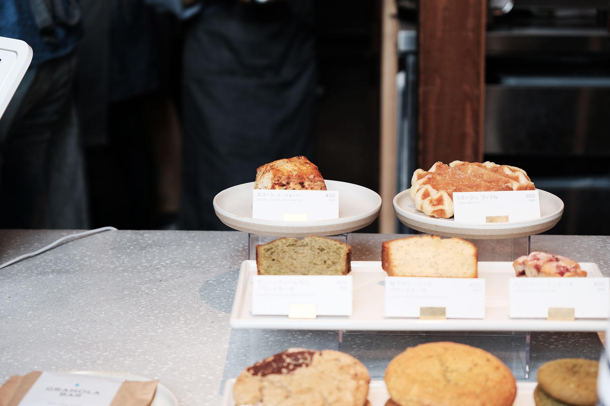 待望の初出店!ブルーボトルコーヒーの関西第一号は京都の南禅寺に ブルーボトルコーヒー京都カフェ ブルーボトルコーヒー 京都カフェ (BLUE BOTTLE COFFEE KYOTO) 焼き菓子1