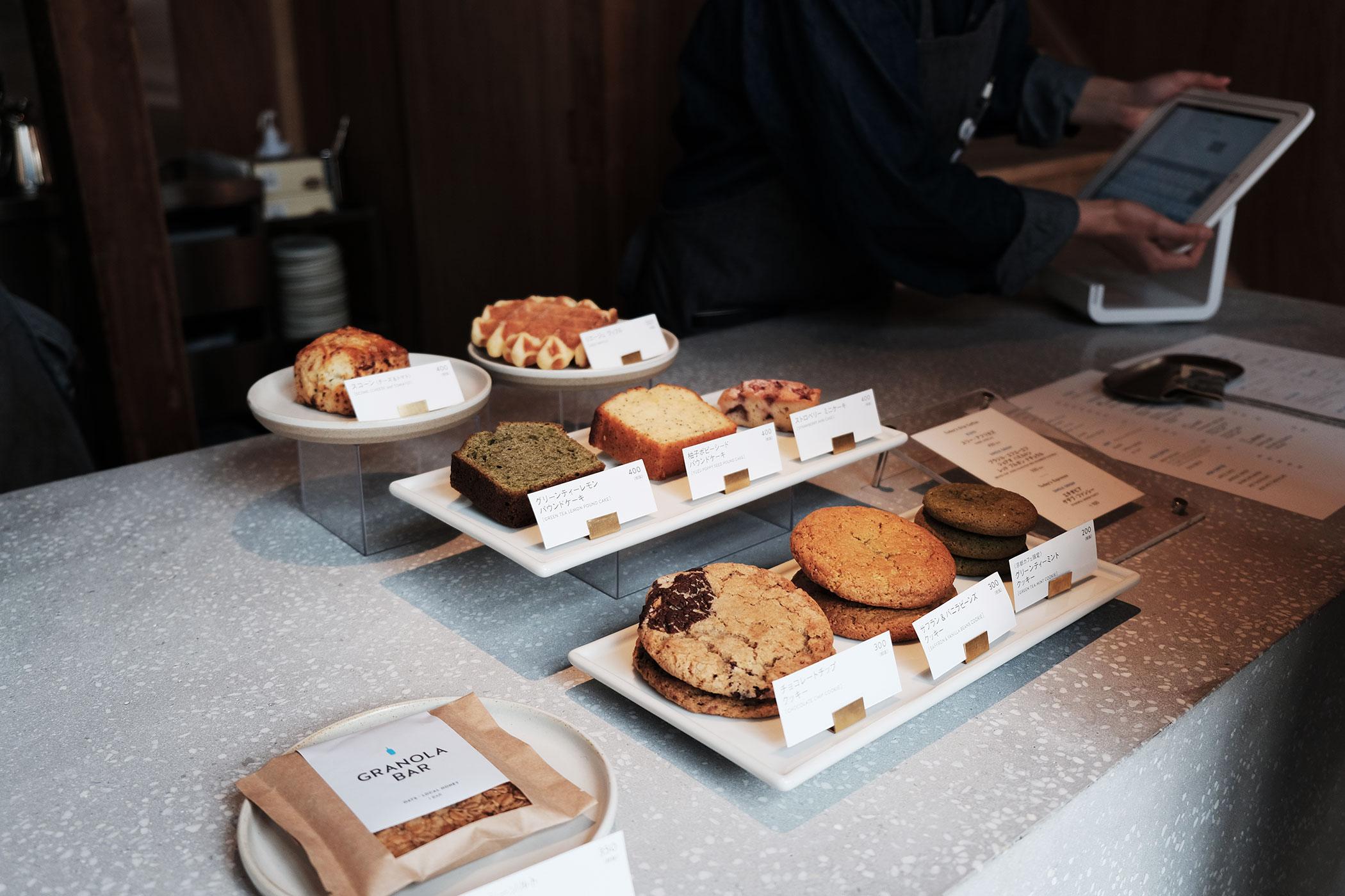 待望の初出店!ブルーボトルコーヒーの関西第一号は京都の南禅寺に ブルーボトルコーヒー 京都カフェ (BLUE BOTTLE COFFEE KYOTO) 焼き菓子2