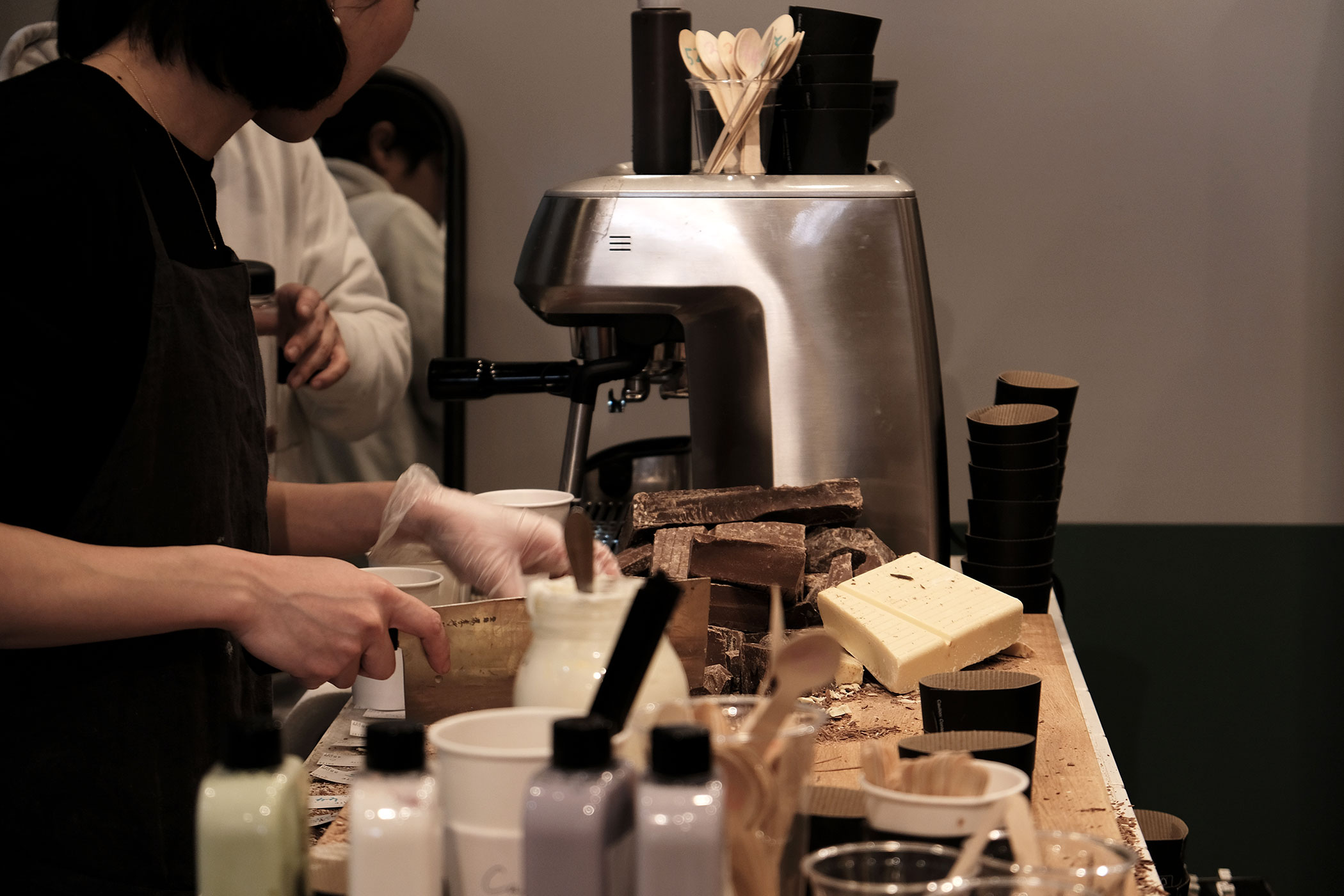 かわいいがつまった堀江のカフェ cafe no (カフェナンバー)