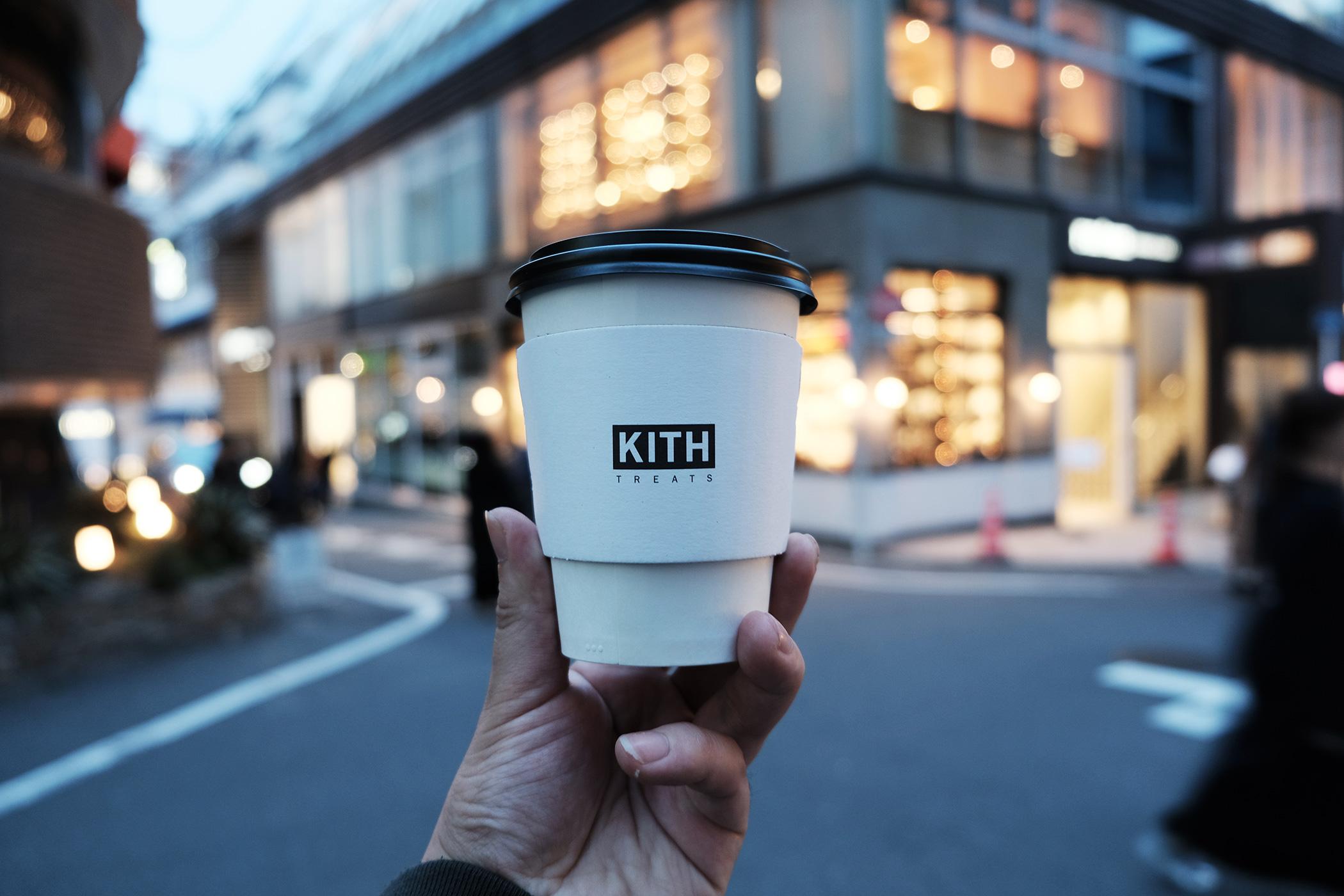 KITH Treats Tokyo あのシリアルバーがコーヒーをリリース