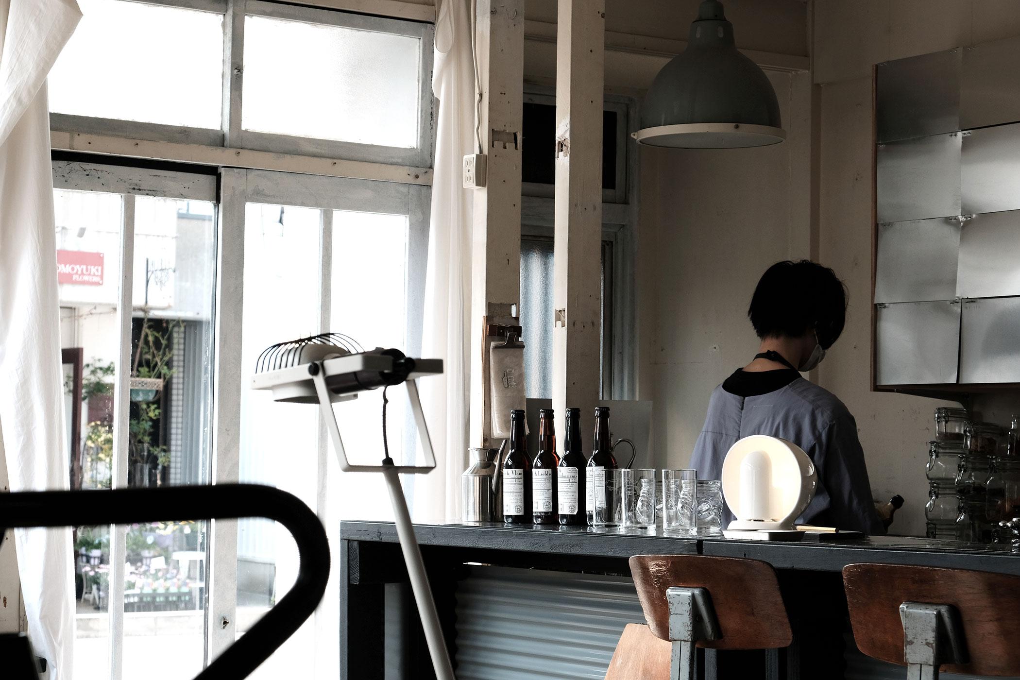 京都 カマタ店 掴みどころの無い魅力が詰まった独創的なカフェ?