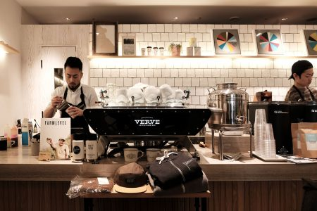 VERVE COFFEE ROASTERS SHINJUKU STATION