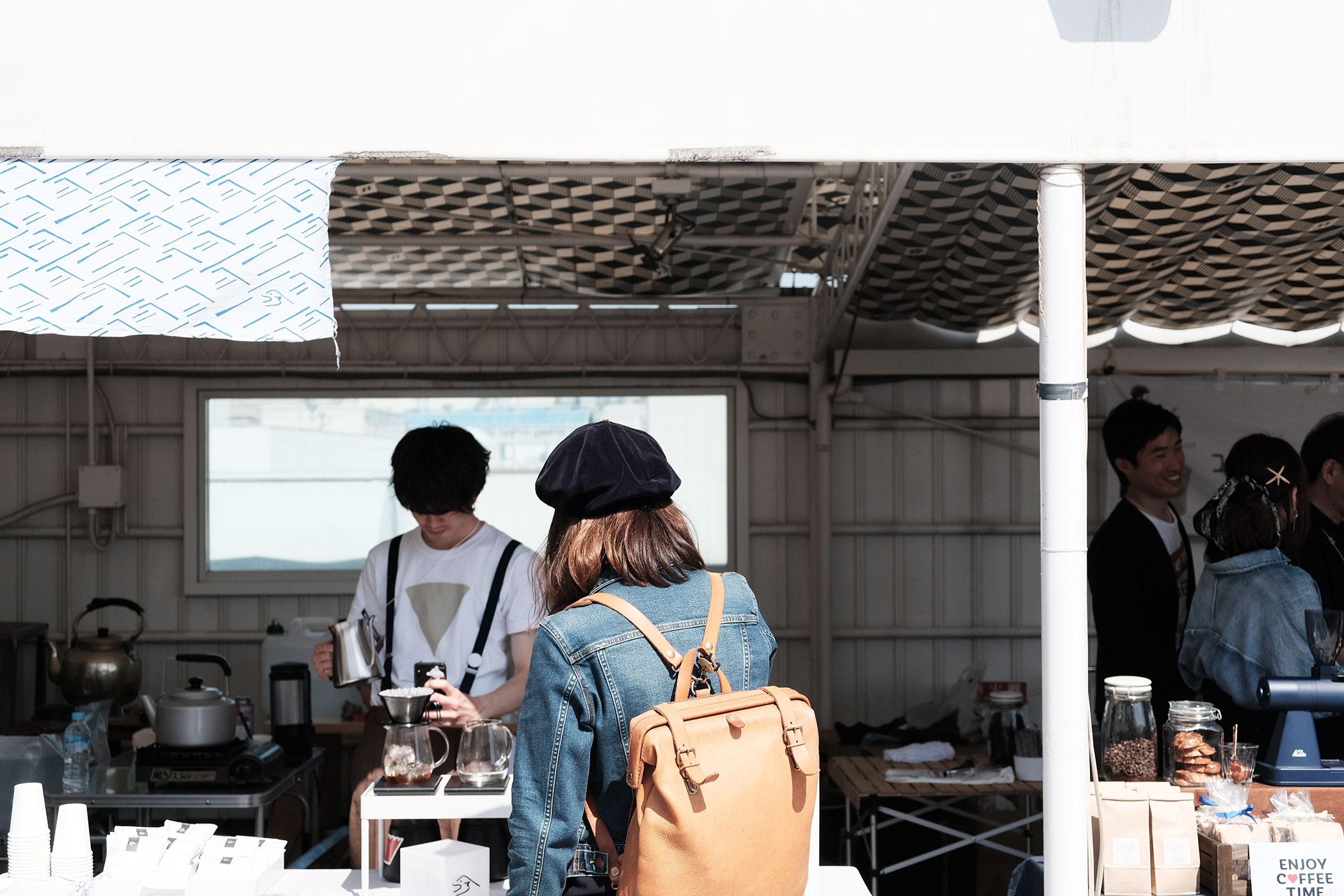 ENJOY COFFEE TIME vol.6 REPORT