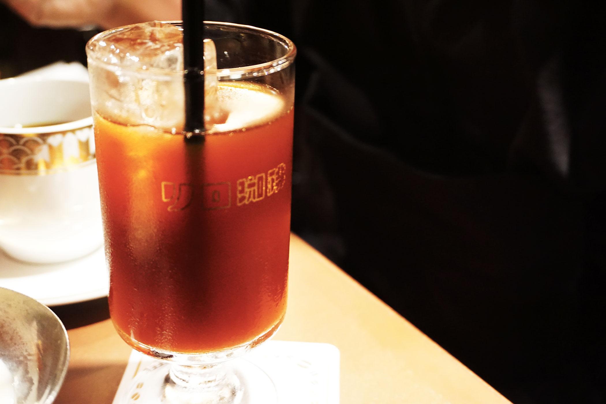 リロ珈琲喫茶 純喫茶の空気を感じるリロコーヒー流の喫茶店