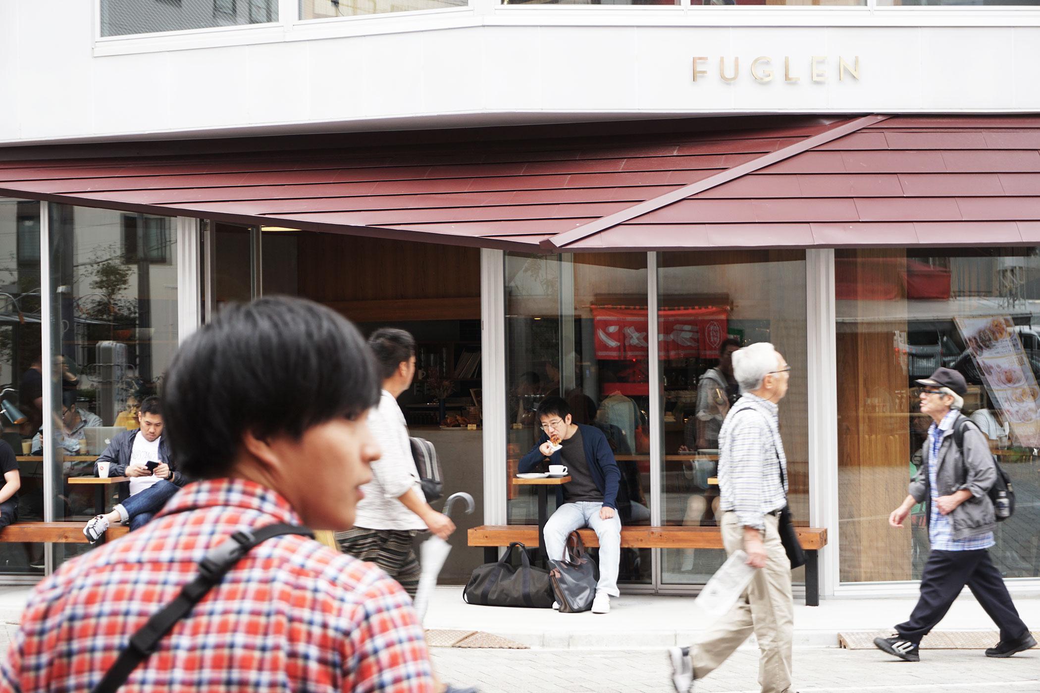 FUGLEN ASAKUSA (フグレン浅草)