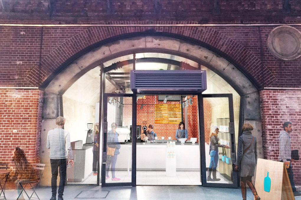 ブルーボトルコーヒー国内11店舗目は初となるテイクアウト専門店