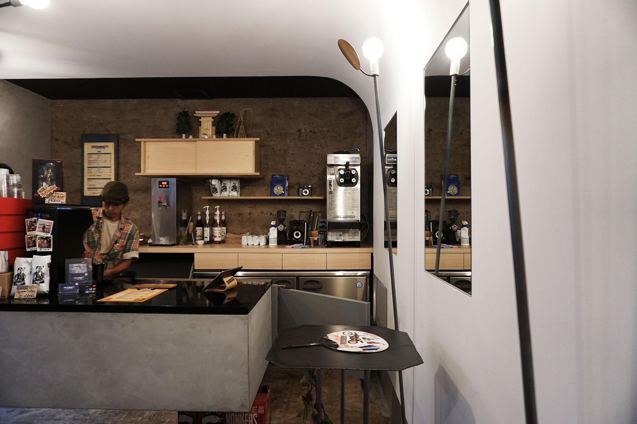 三富センター コーヒーとチーズの組み合わせが美味い新感覚のコーヒー - 京都 -