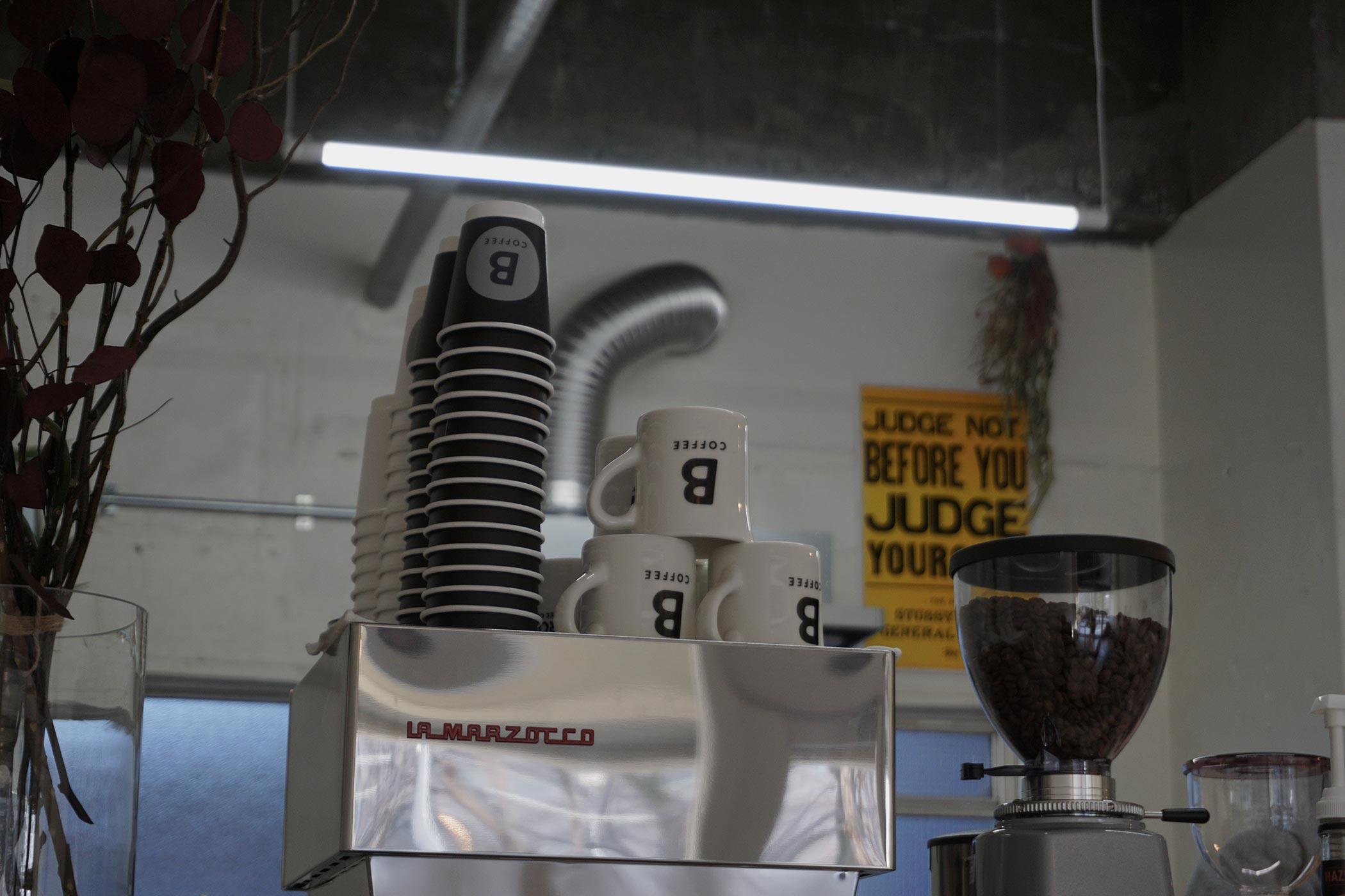 BROWN COFFEE 好きが高じてオープンした皆に繋げるコーヒーショップ