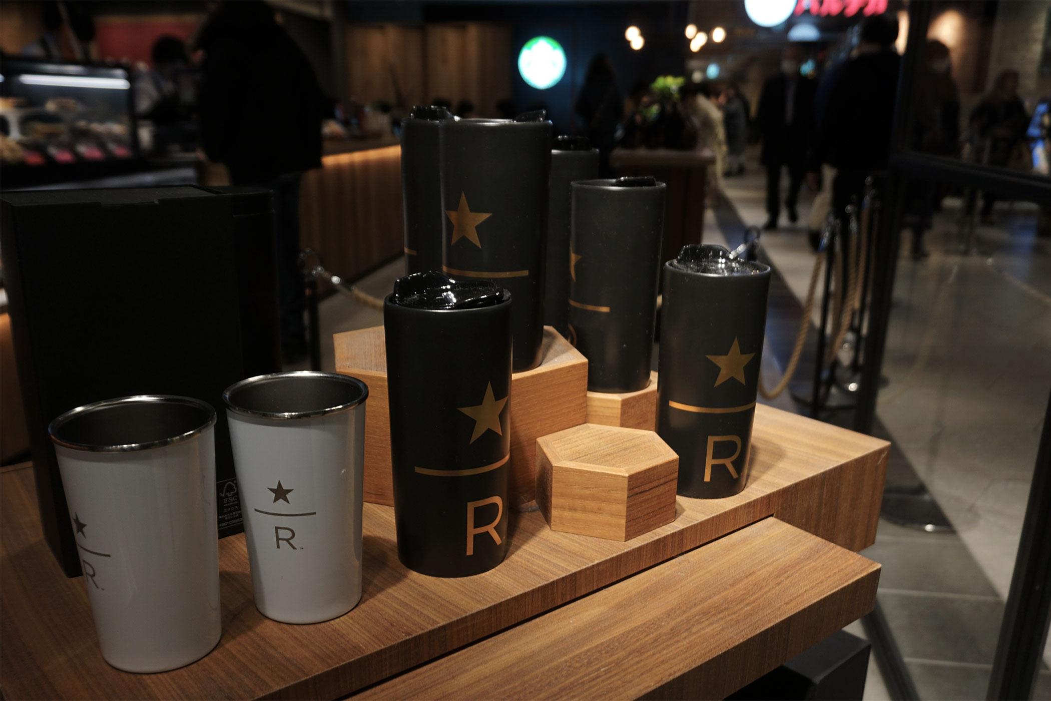 STARBUCKS RESERVE® BAR LUCUA osaka 希少なコーヒー豆とレアな淹れ方でコーヒーの奥深さを知る