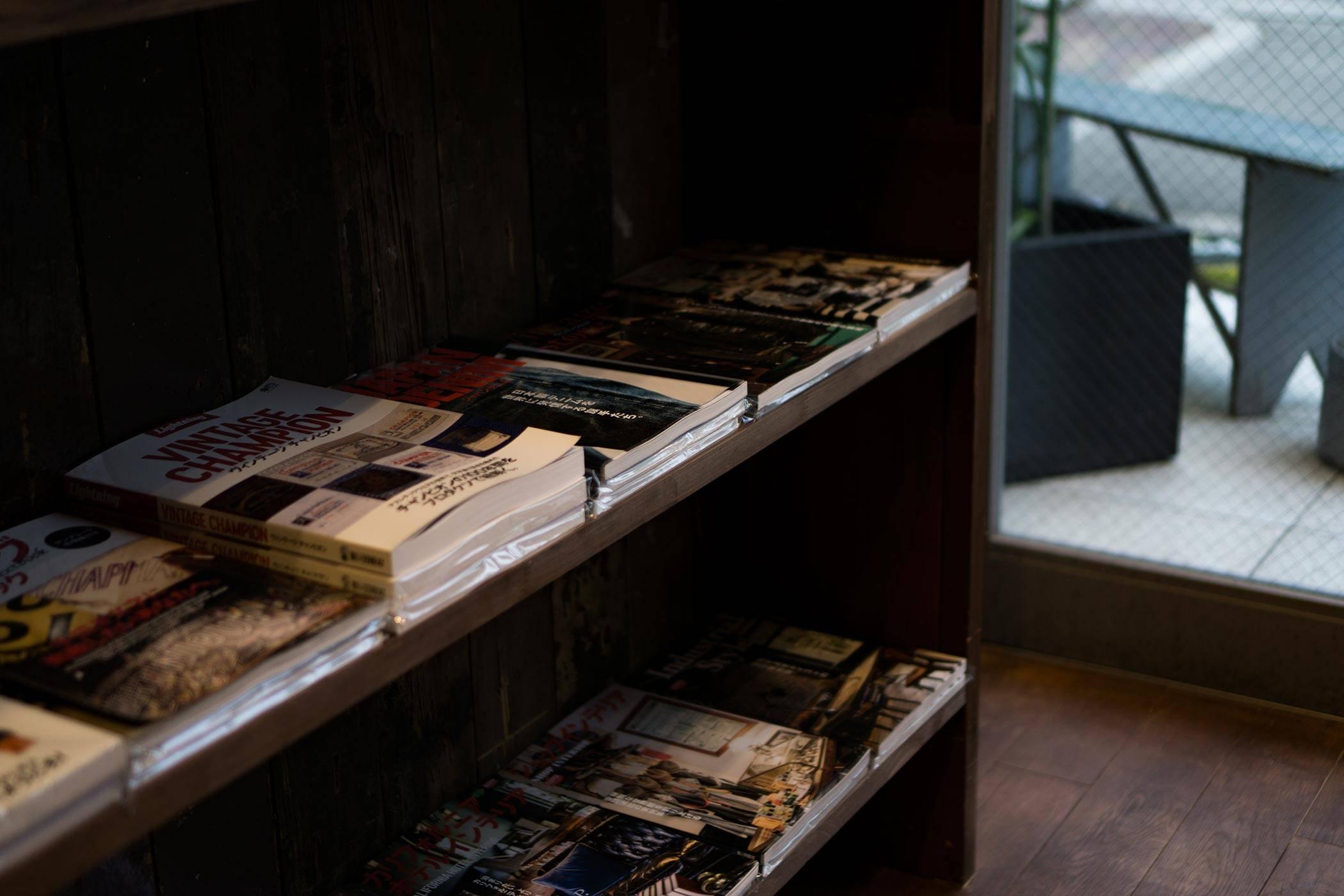 CLUTCH CAFE OSAKA 開放的なロケーションでコーヒーもファッションも楽しんで
