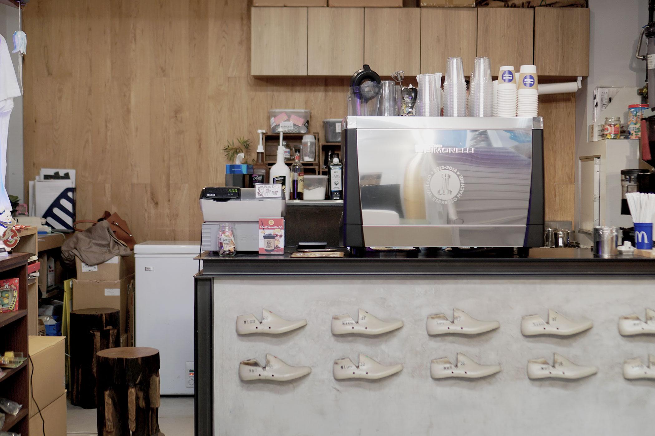 atmos coffee(アトモスコーヒー) 東京・明治神宮前