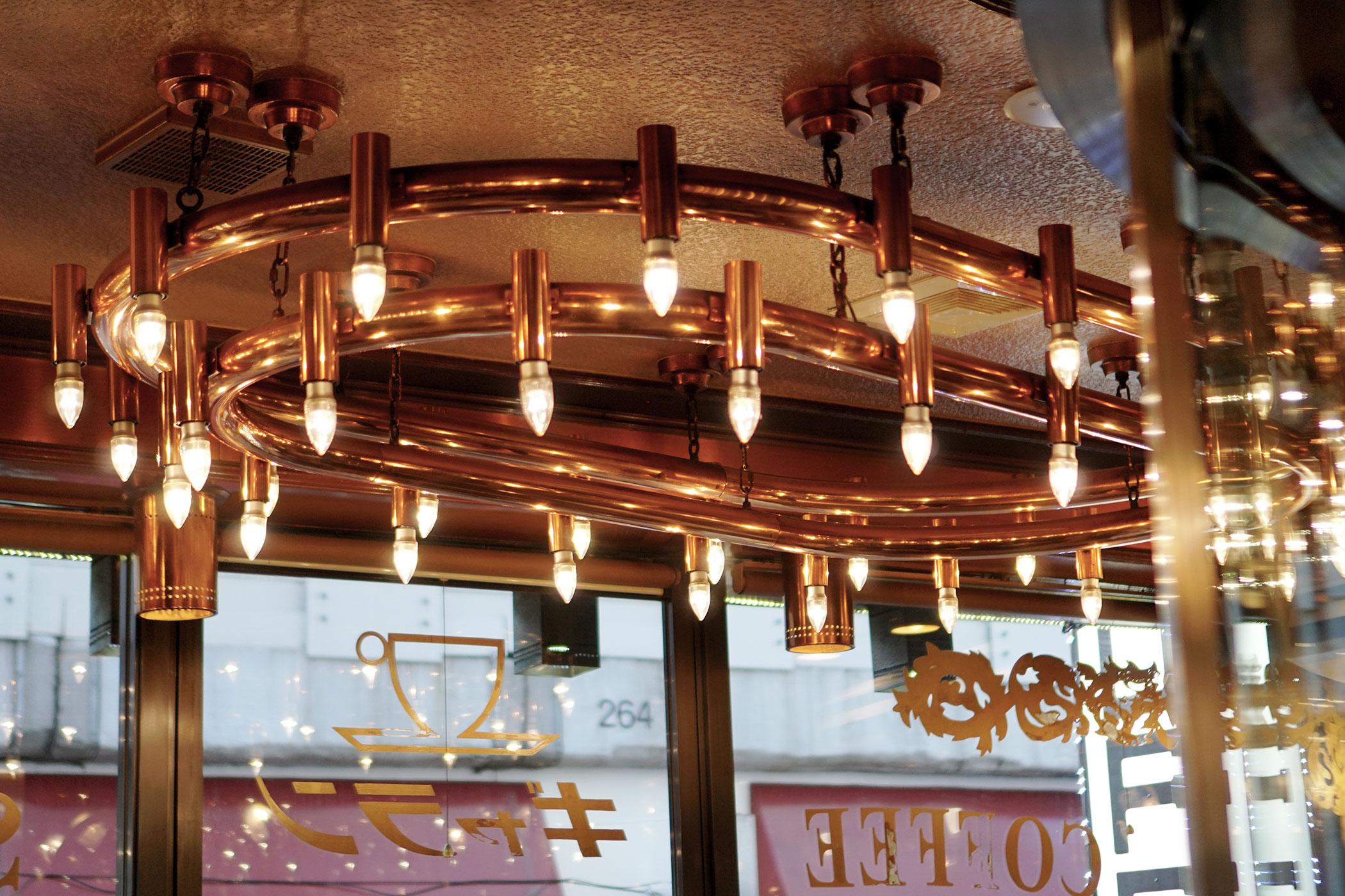 Coffee Shop ギャラン 東京・上野